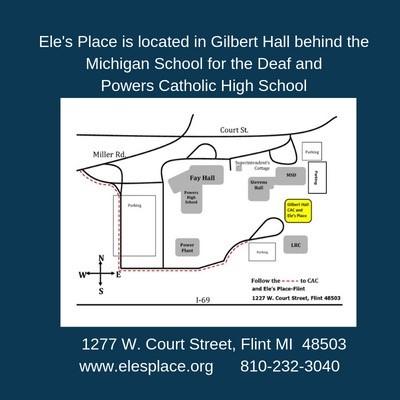 Web Map for Flint